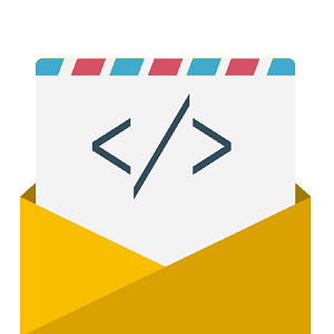HTML письмо