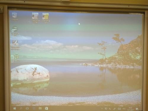 Настройка интерактивной доски Smart в Липецке