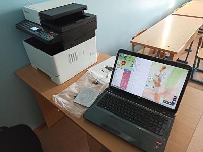 Установка и настройка принтера Kyocera в Липецке